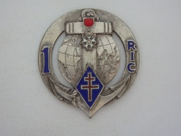 1°Régiment D'Infanterie Coloniale - 1943 - 2° Baisse - Heer