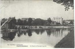 11 - Castelnaudary - Le Canal Et Casernes Lapasset - Castelnaudary