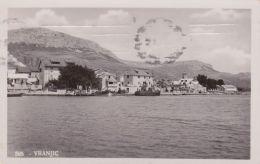 1941 VRANJIC, Panorama, Viaggiata Ann. Mecc. Spalato (17.5.41) - Marcophilie