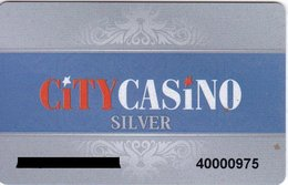 ESTONIA  KEY  CASINO City  TALINN - Casino Cards