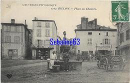 Billom - Place Au Chanvre - Autres Communes