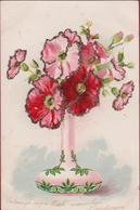 Bloem Silver Dust Decoration Decoratie Fleur Fleurs Flower Flowers Blume Vase Bloemen Fantaisie Fantasiekaart Fantasie - Fleurs