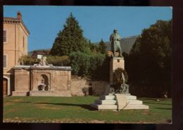 B7505 TREVI (UMBRIA) - PIAZZA GARIBALDI E MONUMENTO AI CADUTI - Altre Città