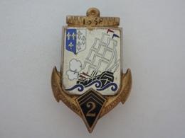 2° Régiment D'Infanterie Coloniale - 1269 - 2° Baisse - - Heer