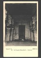Abu Simbel - Le Temple D'Ibsamboul - Intérieur - Temples D'Abou Simbel