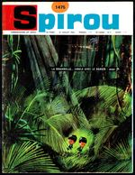 """SPIROU N° 1475 -  Année 1966 - Couverture """" LA RIBAMBELLE """" De ROBA Et VICQ. - Spirou Magazine"""
