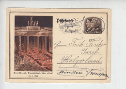GERMANIA 1934 - Intero Postale - Stamped Stationery