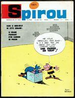 """SPIROU N° 1471 -  Année 1966 - Couverture """"BOBO"""" De ROSY Et DELIèGE. - Spirou Magazine"""