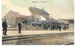 Avesnes La Gare - Avesnes Sur Helpe