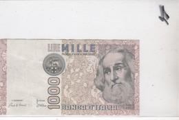 Billet 1000 Lires AC435118 - [ 2] 1946-… : Républic