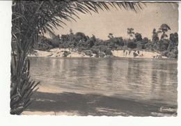 Cameroun - Kribi - Chutes De La Lobe Dans La Mer - Camerun