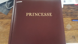 LOT 419940 ALBUM ET ETUI  PRESIDENCE  LUXE MONACO  VIDE DE 1978 A 1988 PORT A 15 EUROS - Stamps