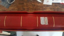 LOT 419942 ALBUM ET ETUI  PLEUCHTTURM LUXE MONACO  VIDE DE 1998 A 2006 PORT A 15 EUROS - Stamps