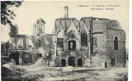GUERRE 14 18 SOMME MOREUIL LA CHAPELLE LE CHATEAU - Guerre 1914-18