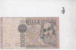 Billet 1000 Lires BB 259521 D - [ 2] 1946-… : Républic