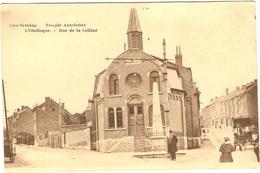 SERAING   ---   Temple Antoiniste - L'Obélisque  - Rue De La Colline - Seraing