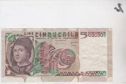 Billet 5000 Lires GA 154183 O - [ 2] 1946-… : République