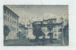 Pisa Ou Pise (Italie, Toscana) : Piazza Mazzini En 1920 (animé) PF. - Pisa