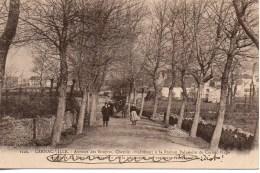 56 CARNAC-VILLE  Avenue Des Soupirs, Chemin Conduisant à La Station Balnéaire De Carnac-Plage - Carnac