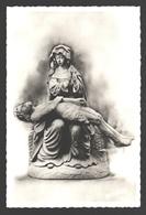 Capbreton - Eglise De Capbreton - Notre-Dame De Pitié - Statue En Bois Sculpté XVe Siècle - Photo Véritable - Capbreton