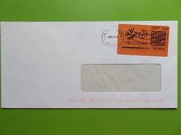 Montimbrenligne - Oiseau Portant Un Message - Ecopli 0,54 € - Tampon 05.04.2013 - Personalizzati (MonTimbraMoi)