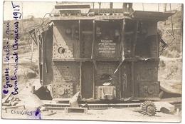80 Amiens Grosse Bertha Qui Bombardait Amiens En 1918 - Amiens