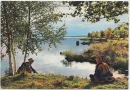 LAPPI LAPLAND, SUOMI FINLAND, 1976 Used Postcard [21959] - Finland