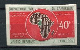 Rep. Cameroun ND  ** PA N° 221 -  Enfance Handicapée - Cameroon (1960-...)