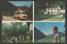 Sint Paulusreizen VZW - Vlaamse Jeugdkampen In Het Buitenland - Tirool, Oostenrijk - 1964 - Scoutisme