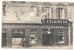 06 Nice Le Journal Léclaireur Salle Des Dépèches - Petits Métiers