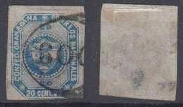 Colombia Mi# 4 Used 20c 1859 - Kolumbien