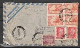MiNr. 598, ??? Argentinien / 1952, 26. Aug. Freimarken: Evita Perón. MiNr. 591-596 Und 598 Odr., MiNr. 597 StTdr., MiNr. - Argentinien