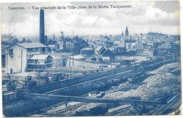 Lessines NA23: Vue Générale De La Ville Prise De La Motte Tacquenier 1908 - Lessen
