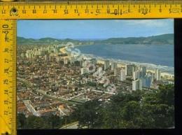 Brasile Brasil Airmail To Italy Santos - Brasile