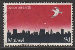 Malawi 1969 Christmas 9 P Multicoloured SW 120 O Used - Malawi (1964-...)