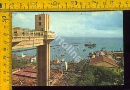 Brasile Brasil Airmail To Italy Salvador Bahia - Salvador De Bahia