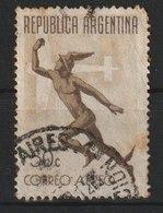 MiNr. 457 Argentinien /  1940, 23. Okt. Flugpostmarken. RaTdr.; Wz. 9; Gez. 13:13, Querformat . - Argentinien