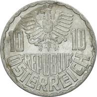 Monnaie, Autriche, 10 Groschen, 1962, Vienna, TB+, Aluminium, KM:2878 - Autriche