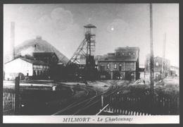 Milmort - Le Charbonnage - Papier Photo - Impression Moderne - Herstal