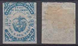 Colombia TOLIMA Mi# 4x * Mint 10c 1871 - Kolumbien