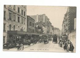 75 - PARIS 15 / La Rue De Sèvres - Beau Cliché Animé - Arrondissement: 15
