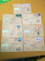 Cartes Récépissés - - Documents De La Poste