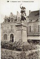 CPA - France - (36) Indre - Argenton - Le Monument Aux Morts - France
