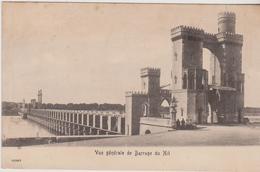 Egypte - Vue Generale De Barrage Du Nil - Le Caire