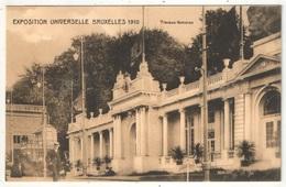 Exposition Universelle BRUXELLES 1910 - Travaux Féminins - Expositions Universelles