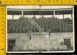 Militare Fotografica Stadio Calcio Torino Anni Venti - Militaria
