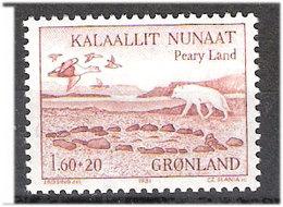 Greenland 1981 Greenland (I) Expeditions: Danish Pearyland Expeditions.  Mi 130, MNH(**) - Grönland
