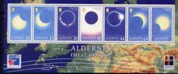 ALDERNEY - BF6** - ECLIPSE SOLAIRE - Alderney