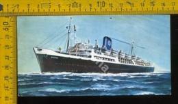 Marina Navigazione Nave Ascania - Barche