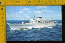 Marina Navigazione Nave Augustus - Barche